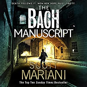 The Bach Manuscript Audiobook