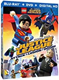 LEGO DC Super Heroes: Justice League: Attack of the Legion of Doom!(Blu-Ray + DVD + Digital HD UltraViolet Combo Pack)