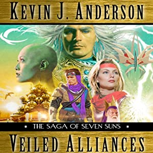 Veiled Alliances Audiobook