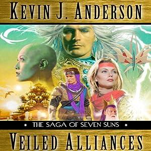 Veiled Alliances Audiobook
