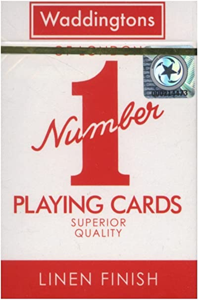 Liverpool FC Waddingtons Number 1 Playing Cards XMAS GAMES GIFT