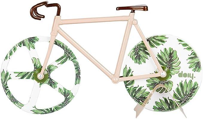 Doiy Fixie DYFIXIETR - Cortador de Pizza, diseño Tropical Antiguo ...