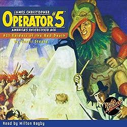 Operator #5 #21, December 1935