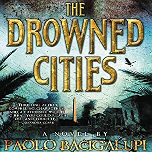 The Drowned Cities Hörbuch