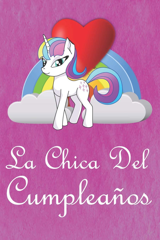 La Chica Del Cumpleaños: Favorite Blank Book to Write In You ...