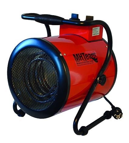 mhteam-eh4 – 05 Calefactor profesional trifásico 5000 W, ...