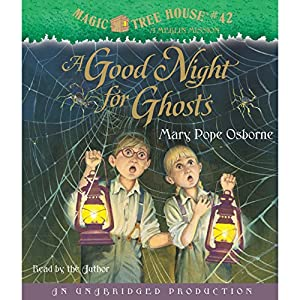 A Good Night for Ghosts Audiobook