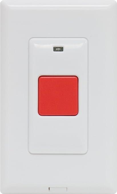GE Botš®n de pš¢nico del sistema de alarma inalš¢mbrico ...