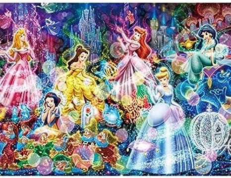 Mickey Full Drill 5D Diamond Painting Embroidery Cross Craft Art Mural Decor NEW
