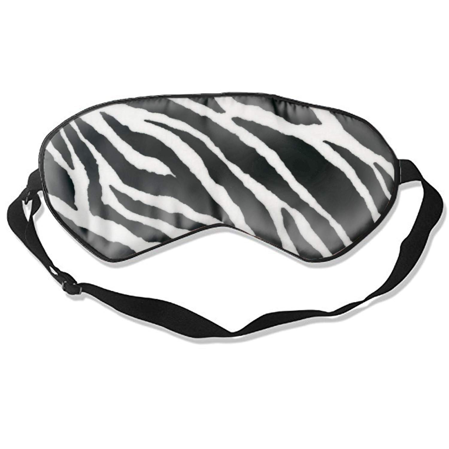 76e61fd249e Amazon.com  Free Vector Leopard Print Background Cool Eye Breathable Eye  Shade Sleeping Eye Mask Cover for Men Women Kids White  Health   Personal  Care