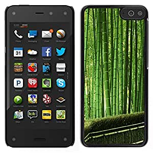 "For Amazon Fire Phone 4.7 , S-type Planta Naturaleza Forrest Flor 35"" - Arte & diseño plástico duro Fundas Cover Cubre Hard Case Cover"