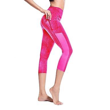 Pantalones Deportivos Mujer Yoga Ropa Deportiva Mujer Corto ...