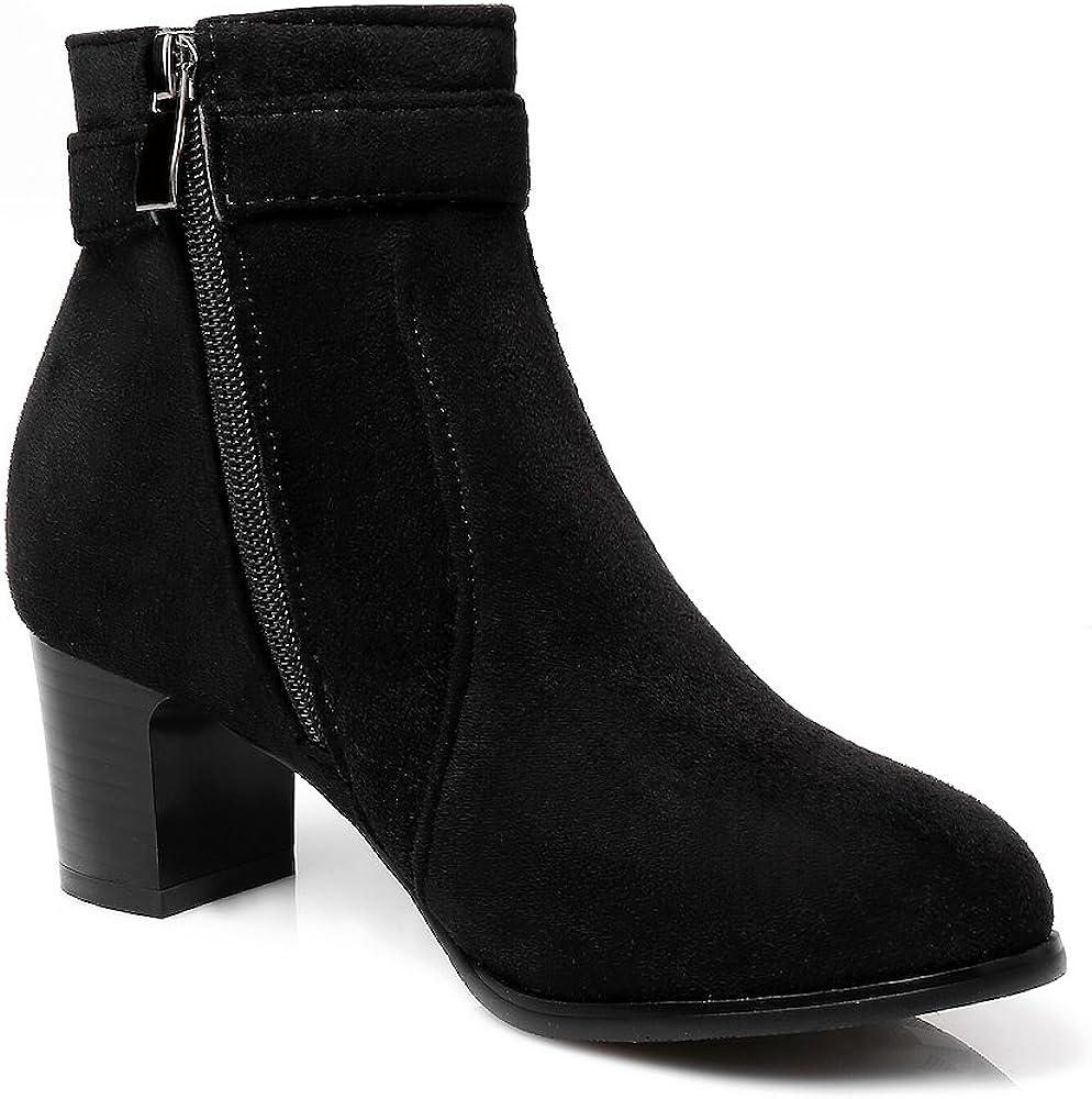 LAFS CSTLAV Womens Short Ankle Boots