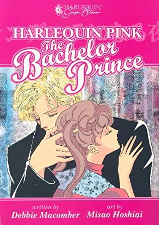 book cover of The Bachelor Prince