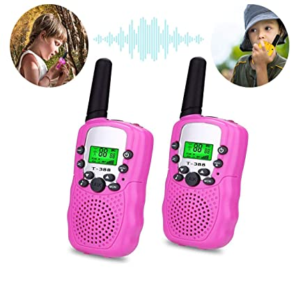 Outdoor Toys For 6 8 Year Old Boys Fun ToyWalkie Talkies Kids