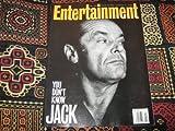 Entertainment Weekly Magazine (Jack Nicholson , You Don't Know Jack, #152)