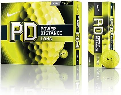 Amazon.com: Nike Golf pd largo Power Distance pelotas de ...