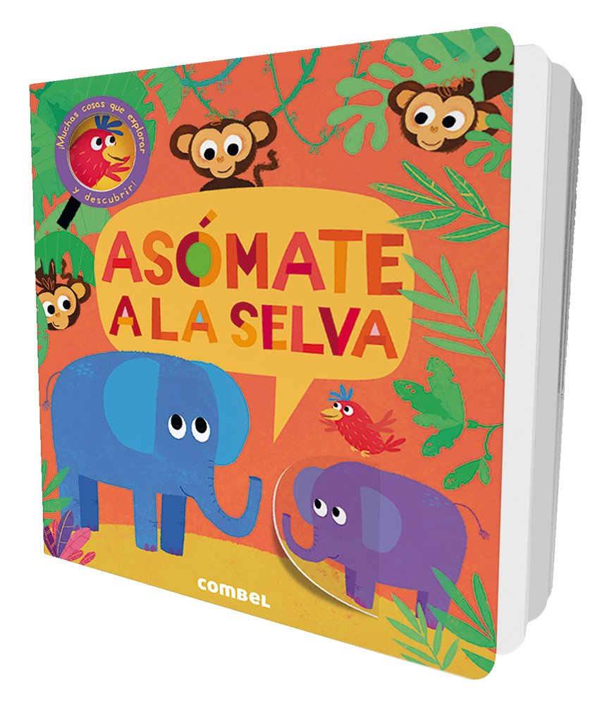 Download Asómate a la selva (Spanish Edition) pdf