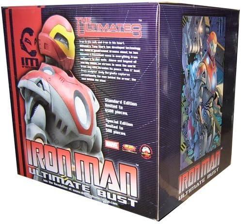Iron Man Ultimate Mini-Bust