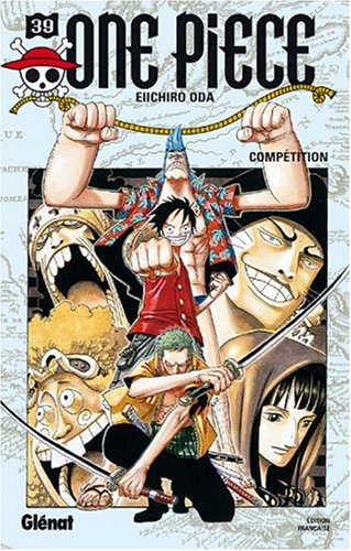 One Piece Tome 39 French Edition Eiichiro Oda