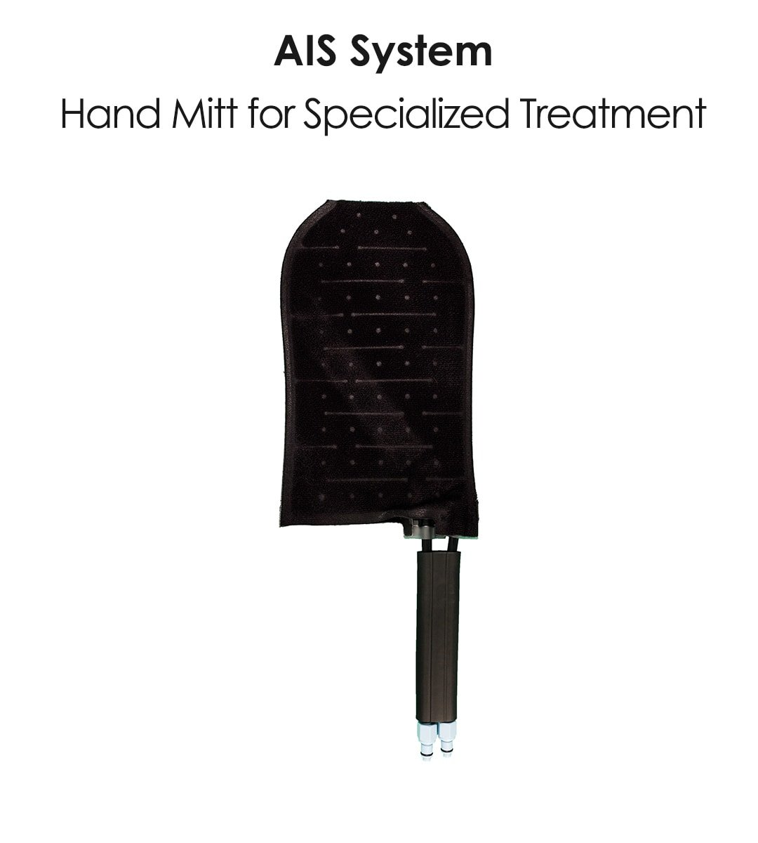 Cold Water Therapy Hand Mitt Accessory for Arctic Ice Machine - Circulating Personal Cooling Device for Hand, Wrist Pain, Aches, Swelling, Sprains, Inflammation, Injuries (Pad Only)
