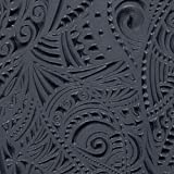 Cool Tools - Flexible Rollable Texture Tile - Tribal Zentangle