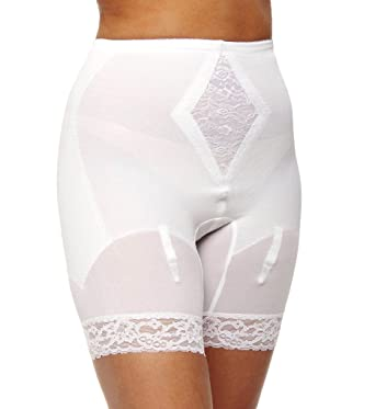 3922744885682 Rago Shapewear Long Leg Pantie Girdle Style 6795 at Amazon Women s ...