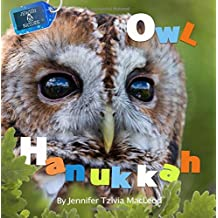 Owl Hanukkah (Jewish Nature) (Volume 5)