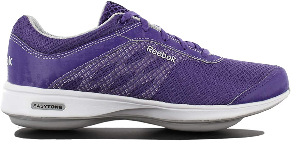 Womens Reebok Easytone Reechill Toning Trainers V65652 Red UK 4 Fitness Shoes