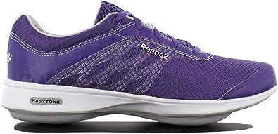 Reebok Easytone Reenew IV Chaussures de Femme Violet Chaussures Femme Sneaker Baskets