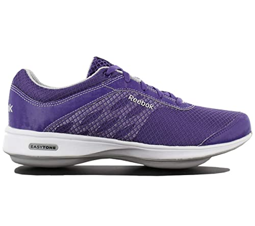 71827e5113f5fb ... where can i buy reebok easytone reenew iv m47774 footwear violet womens  trainers sneaker shoes size ...