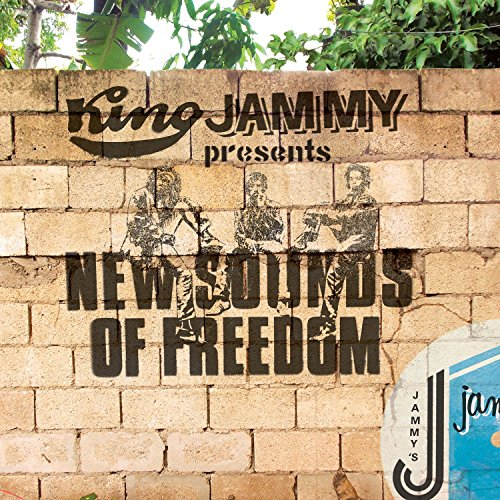 VA-King Jammy Presents New Sounds Of Freedom-CD-FLAC-2016-YARD Download