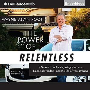 The Power of Relentless Audiobook