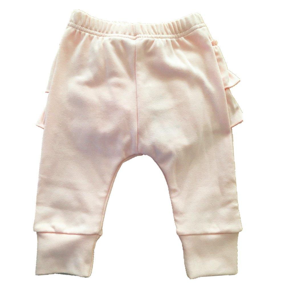 Ding Dong Baby Girls Bowknot Princess Lacework Pants