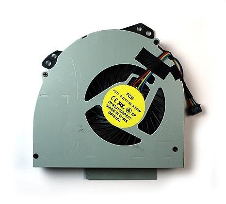 New Laptop CPU Cooling Fan for Dell Latitude E6540 Precision M2800 072XRJ