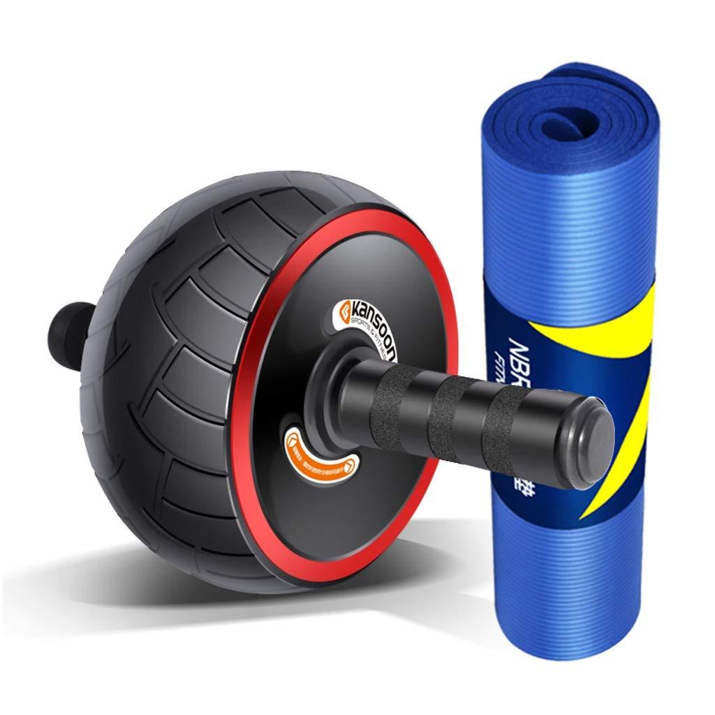 腹部ホイールホーム男性と女性スポーツフィットネス機器スポーツトレーニング (色 A : : A) A B07MK6LP5M B07MK6LP5M, きららあられショップ:c716ea33 --- mail.tastykhabar.com