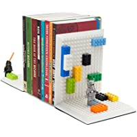 Build On Brick Bookends