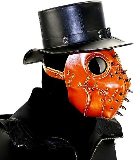 Máscara Gótica Estilo Steampunk WLXW