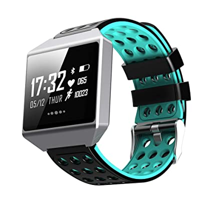 Amazon.com: ZUEN Smartwatch with All-Day Heart Rate and ...