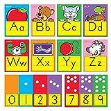 TREND enterprises, Inc. T-8137 ABC Fun Alphabet Zaner-Bloser Manuscript Bulletin Board Set
