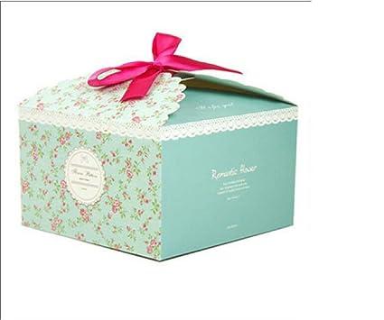 Amazon.com: Cajas de regalo de Isa, cajas decorativas para ...