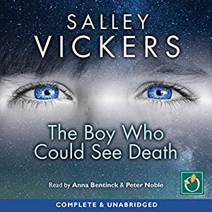 The Boy Who Could See Death Audiobook