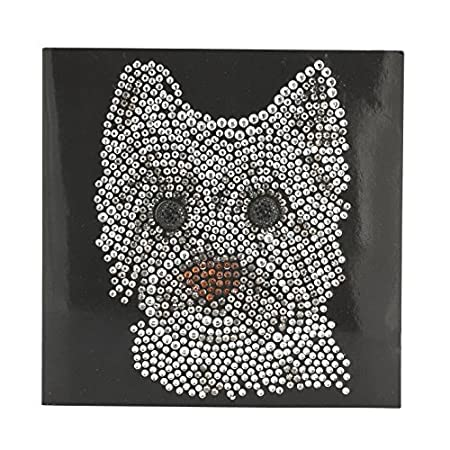 999a81a8a94e5 Craft Buddy Crystal Card Making Kit, Diamante Gems Rhinestones Christmas  Gift (W. BK Horse): Amazon.co.uk: Kitchen & Home