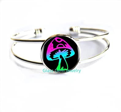 Mushroom bracelet