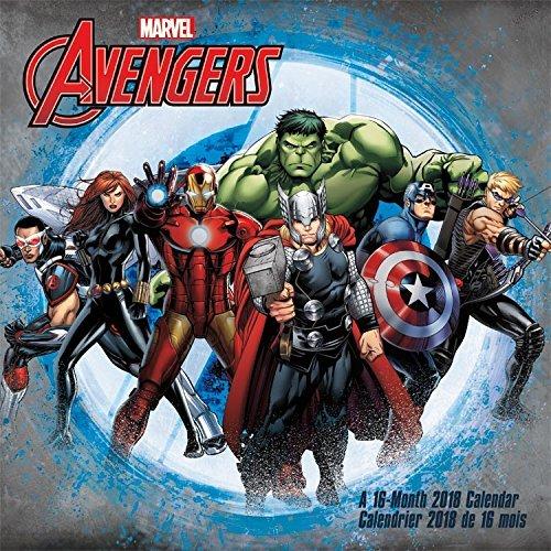 2018 Avengers Wall Calendar supplier