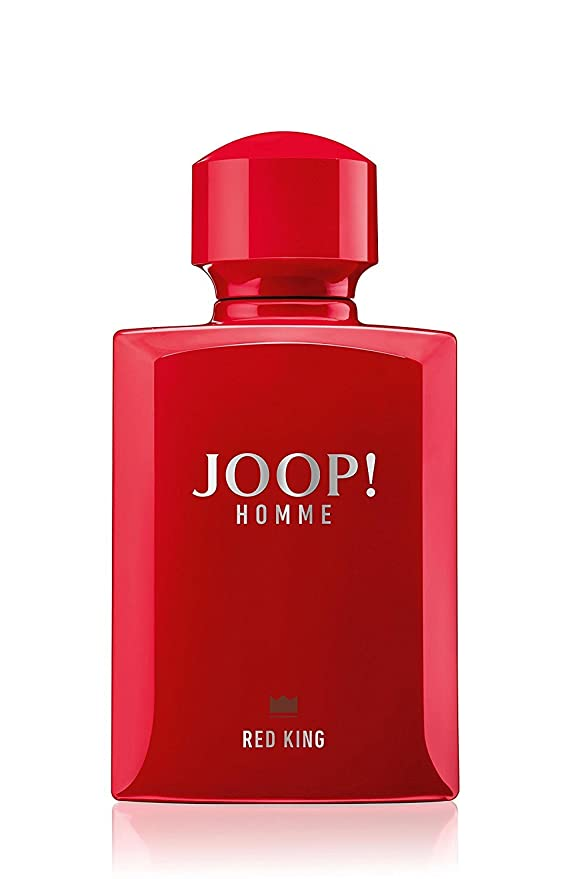 8cbcc61a90fa21 Joop Homme Red King Limited Edition Eau De Toilette Spray For Him 125 Ml Co  Uk