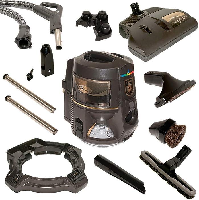 Top 10 Energy Efficient Vacuum Cleaner