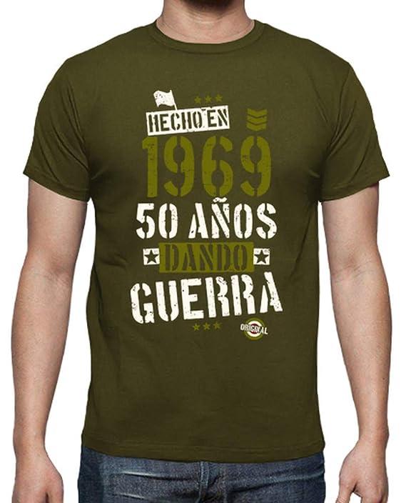 latostadora - Camiseta 1969 50 Anos para Hombre