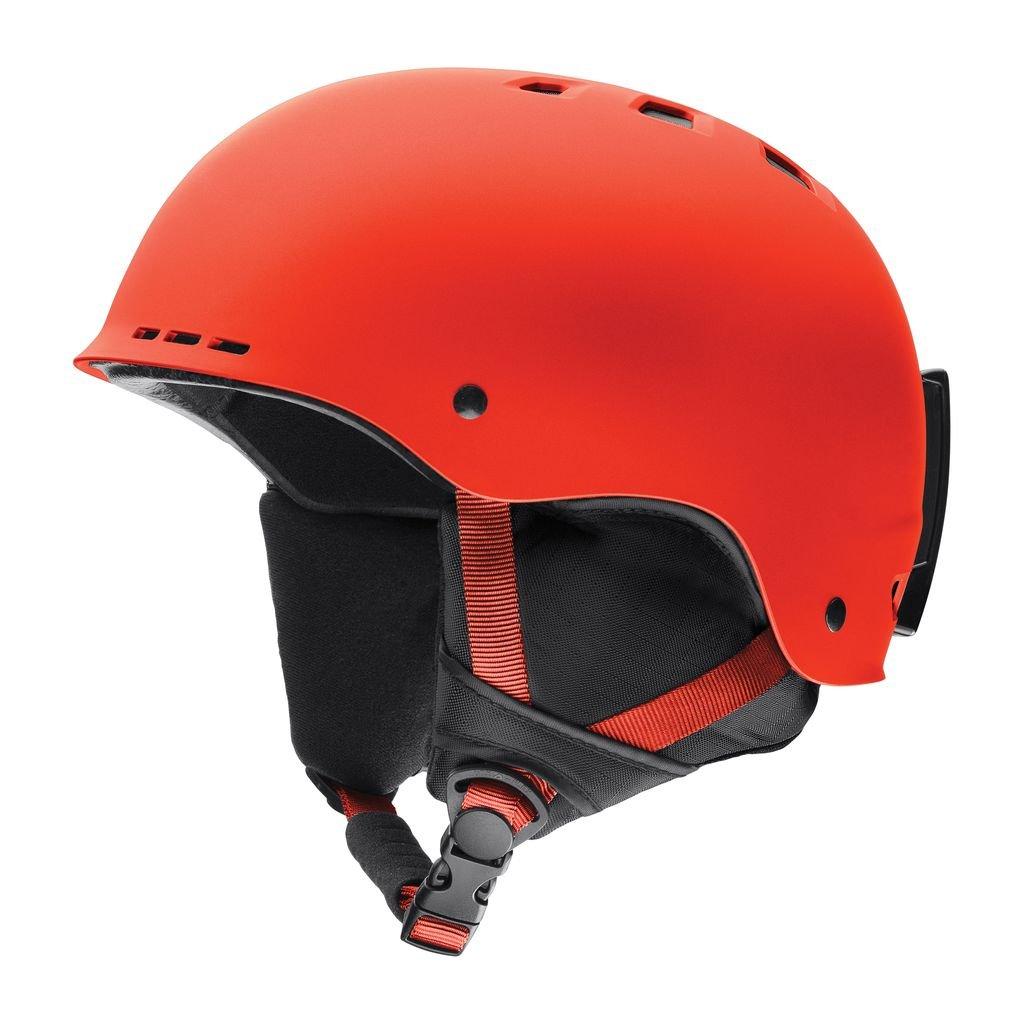 Smith Optics Holt Helmet 2016 - Matte Sriracha Small