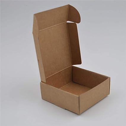Cajas de envío 10 unidades por lote, 12 tamaños de caja de papel ...